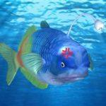【第四形態に?!】謎の魚さらなる進化へ